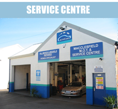VW Servicing Near Mobberley