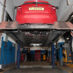 MOT Test in Bollington