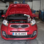 MOT Test Centre in Knutsford
